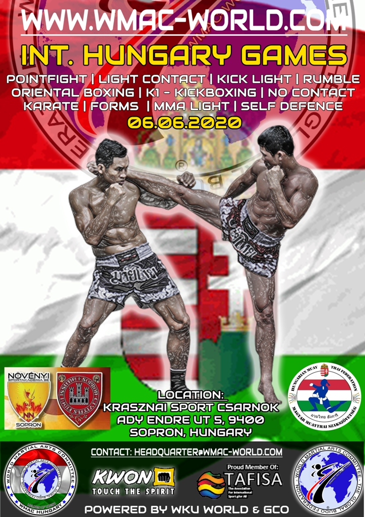 Int. Hungary Games 2020